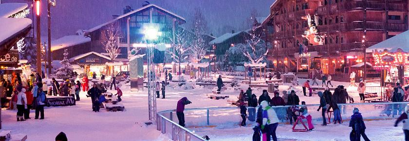 Ski Transfers Morzine