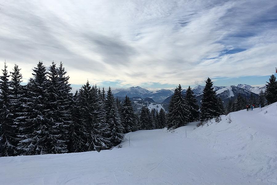 Best time to ski avoriaz