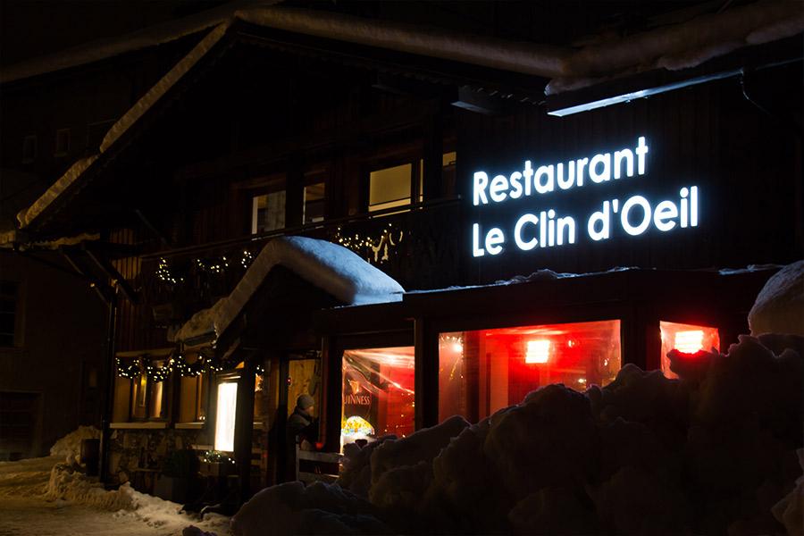 Best restaurants in morzine, les gets and avoriaz