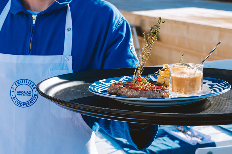 the best restaurants in Morzine, Avoriaz and Les Gets