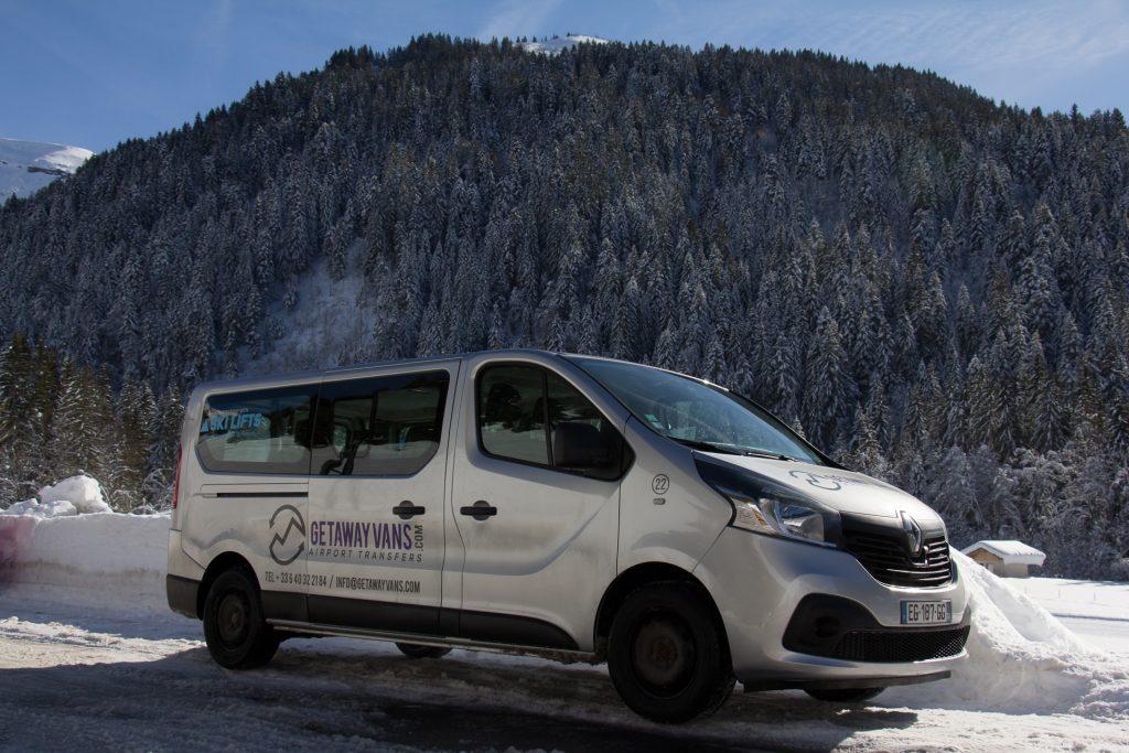 Ski Transfers Geneva to Morzine