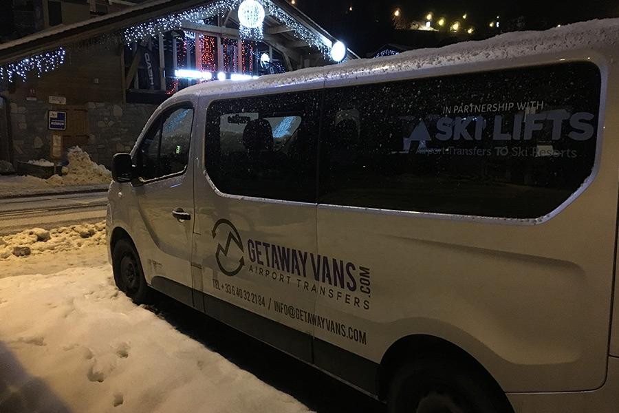 Morzine Cab Service
